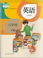 人教版六年级英语下册(PEP)电子课